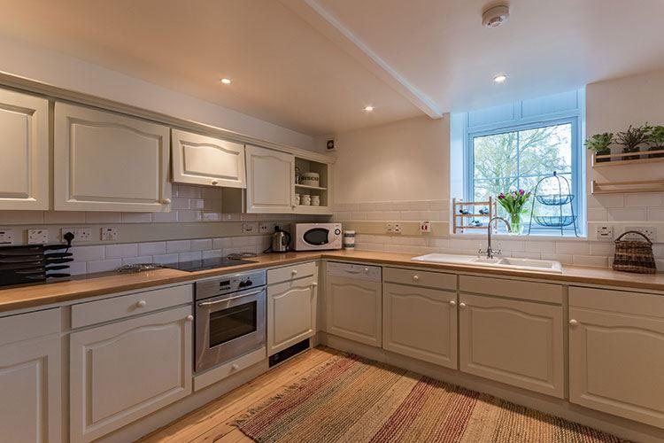 Aodin modern grey kitchen