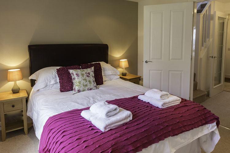 Ben Lawers master double bedroom