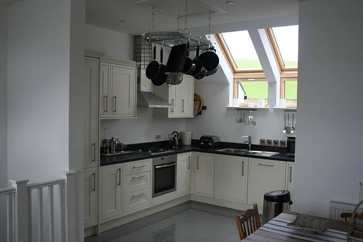 Ben Macdiu kitchen