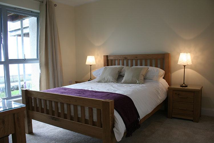 Craigard master double bedroom