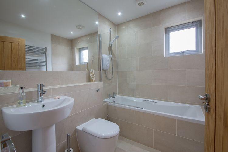 Craigard Family Bathroom