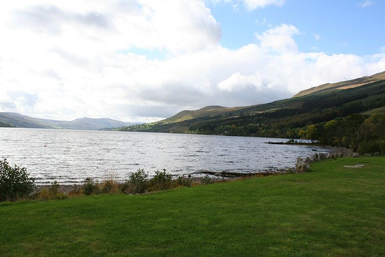 Craigard view of Loch Tay