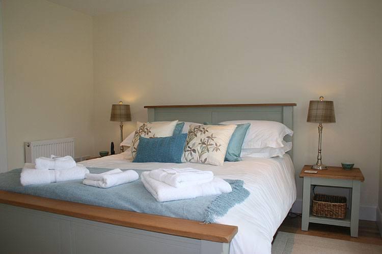 Master double bedroom with en-suite shower room