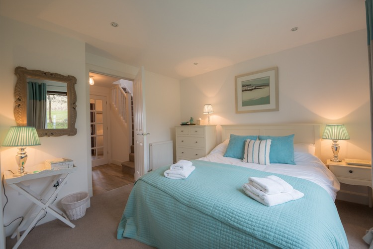 Ben Macdui Master Bedroom with en-suite shower room