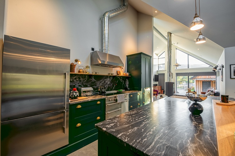 Large beautifully designed kitchen. There is also a separate utility room.
