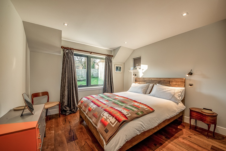 Master Bedroom which has a gorgeous en-suite shower room