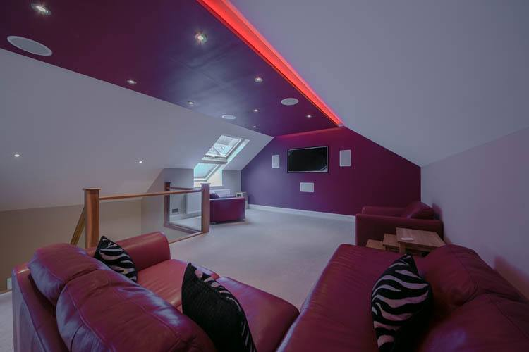 Fantastic Cinema and Games Room