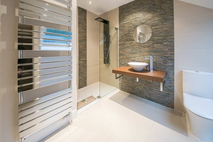 Luxury En-Suite Shower Room