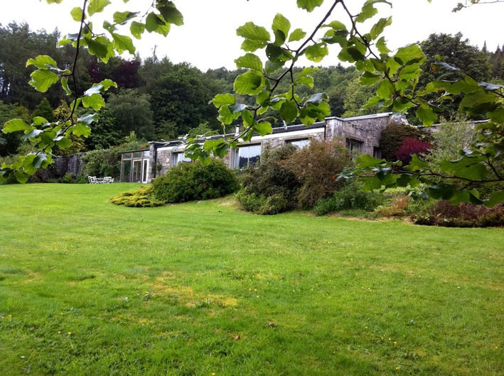 The Walled Garden, Garth, Aberfeldy