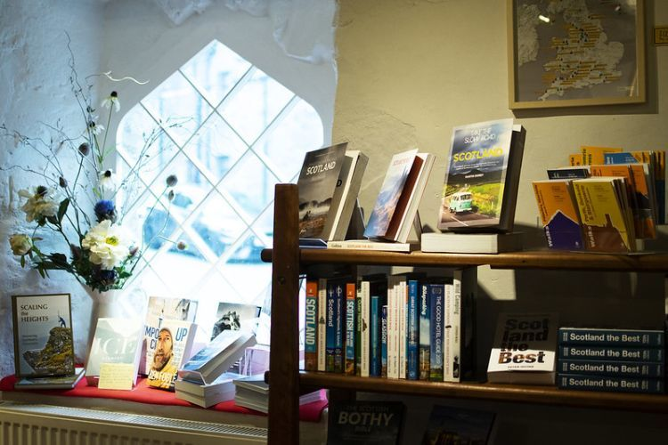 The Watermill, bookshop, cafe and gallery